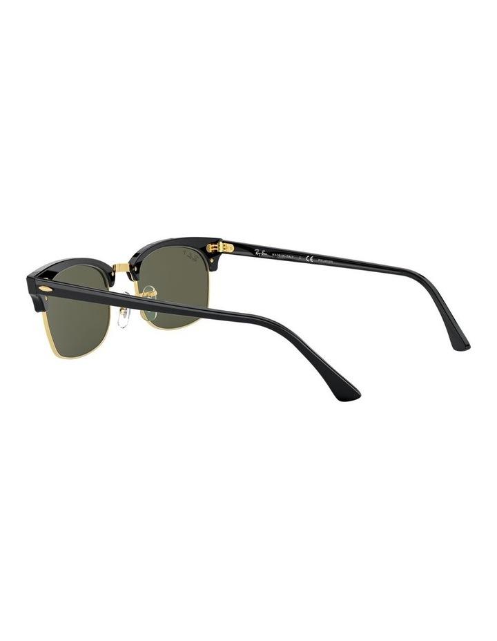 0RB3916 Clubmaster Square 1530999007 Polarised Sunglasses image 5