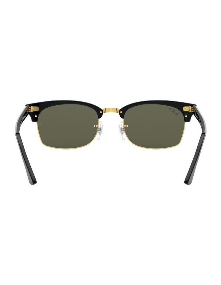 0RB3916 Clubmaster Square 1530999007 Polarised Sunglasses image 6