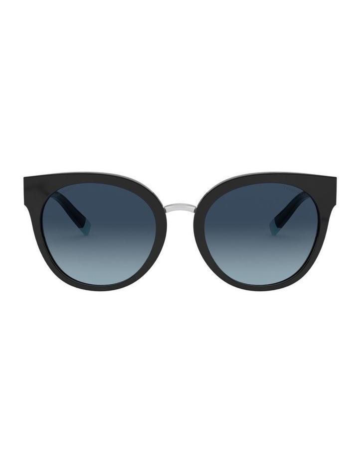 Blue Round Sunglasses 0TF4168 1529909006 image 1