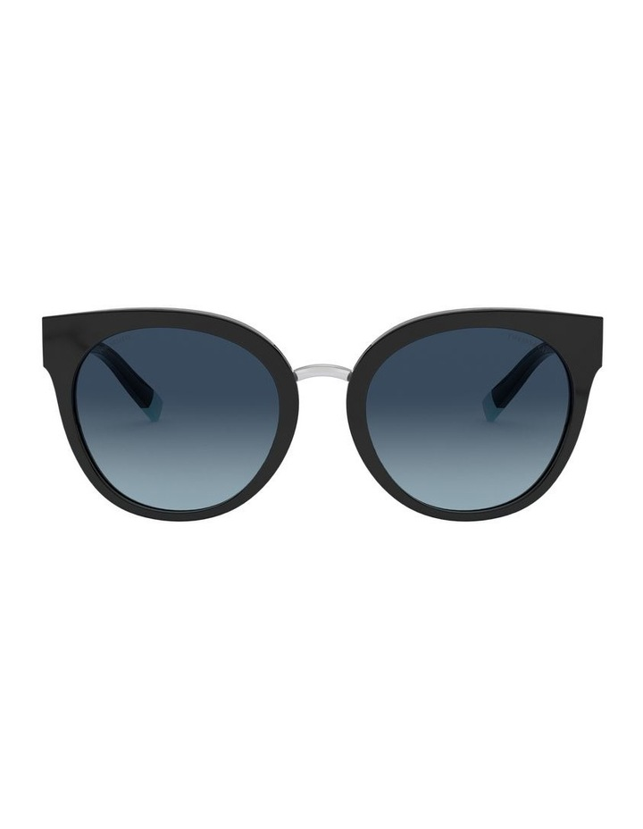 Blue Round Sunglasses 0TF4168 1529909006 image 2