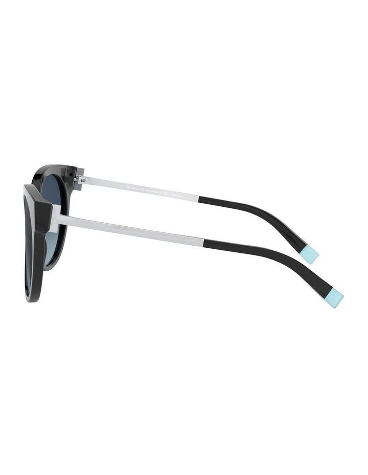 Blue Round Sunglasses 0TF4168 1529909006 image 3
