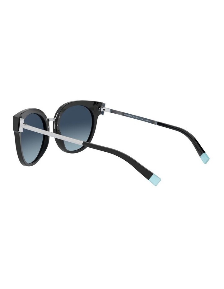 Blue Round Sunglasses 0TF4168 1529909006 image 4
