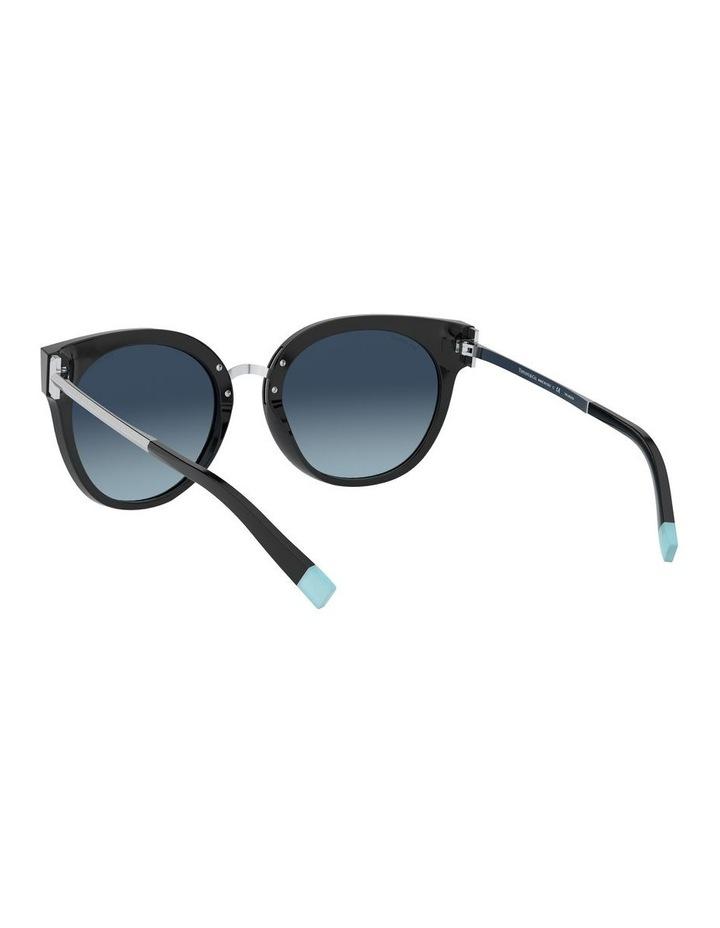 Blue Round Sunglasses 0TF4168 1529909006 image 5