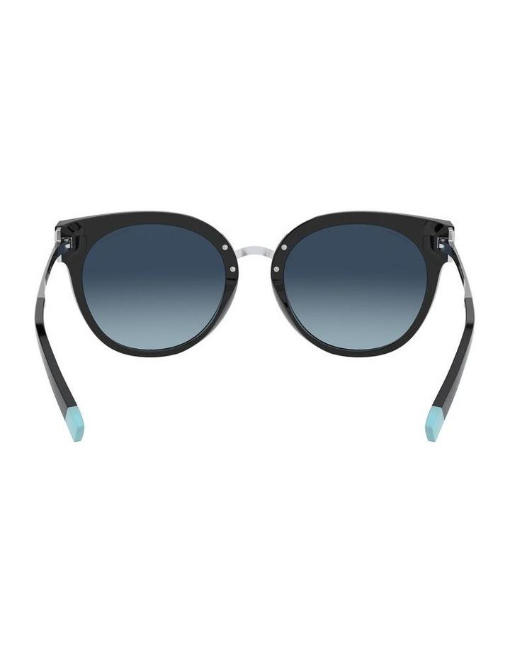 Blue Round Sunglasses 0TF4168 1529909006 image 6