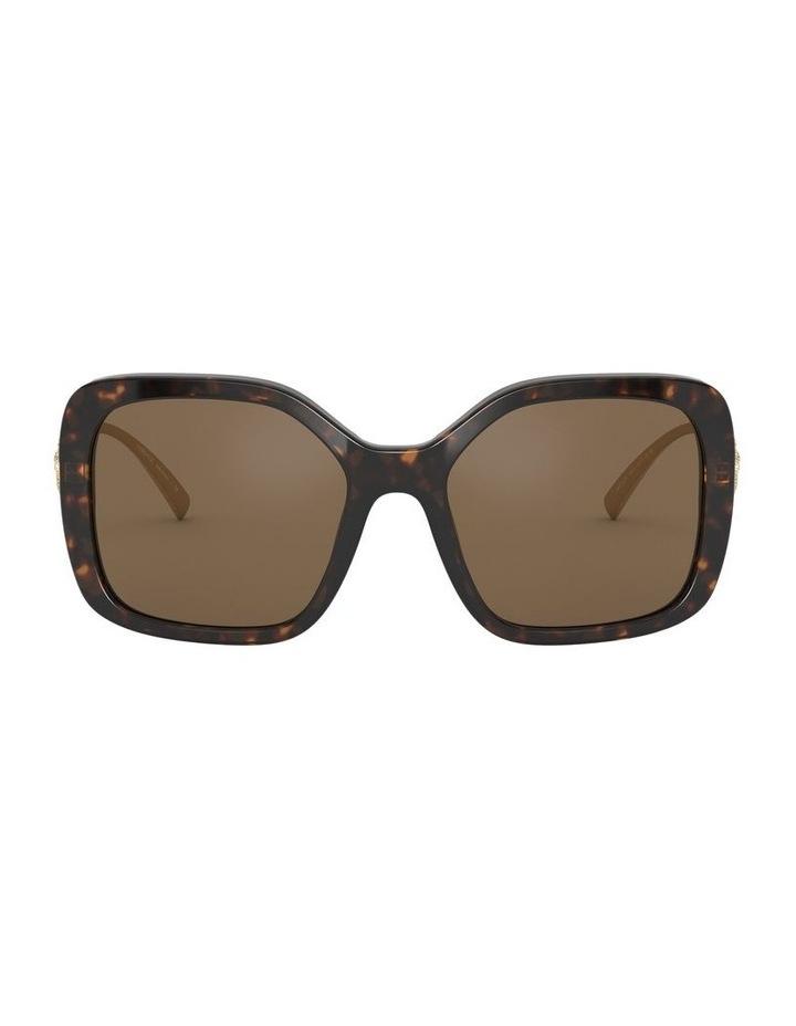 Brown Square Sunglasses 0VE4375 1527608001 image 1
