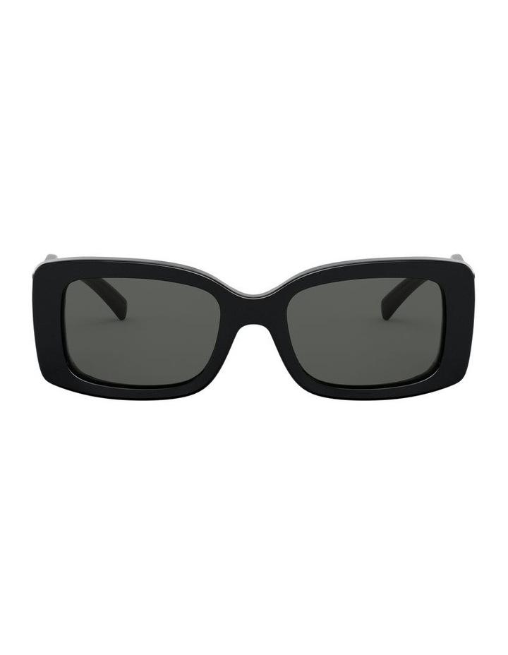 Grey Rectangle Sunglasses 0VE4377 1527836002 image 1
