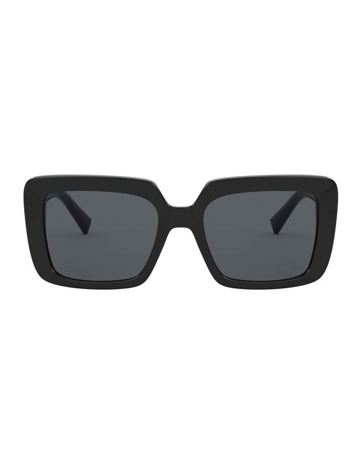 Grey Square Sunglasses 0VE4384B 1529752004 image 1