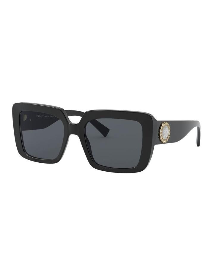 Grey Square Sunglasses 0VE4384B 1529752004 image 2