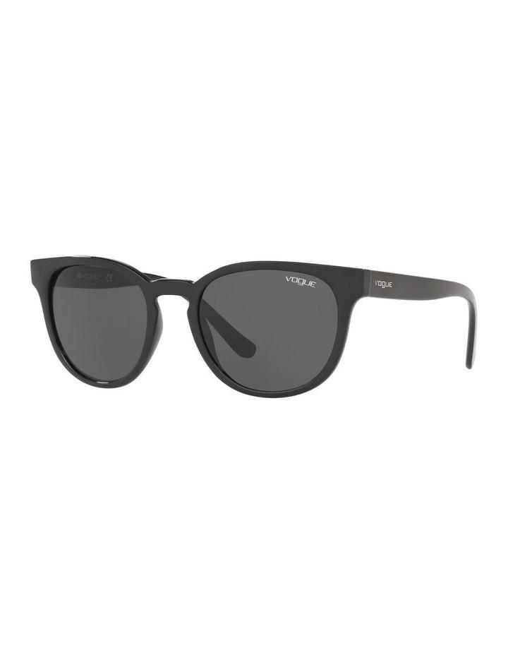 Grey Cat Eye Sunglasses 0VO5271S 1524397002 image 1