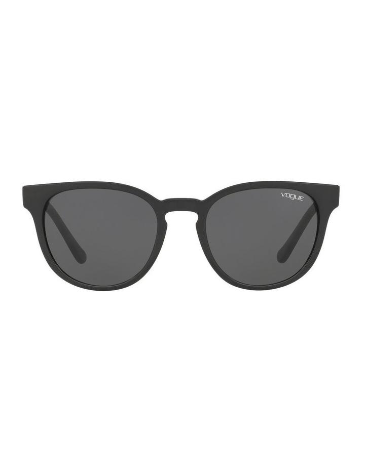 Grey Cat Eye Sunglasses 0VO5271S 1524397002 image 2