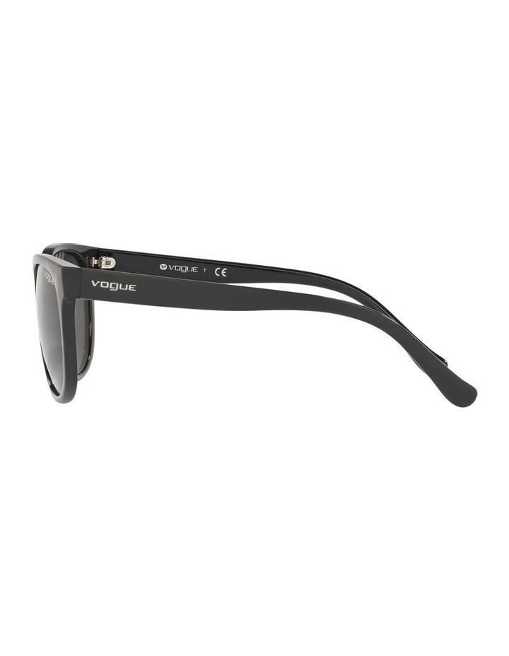 Grey Cat Eye Sunglasses 0VO5271S 1524397002 image 3