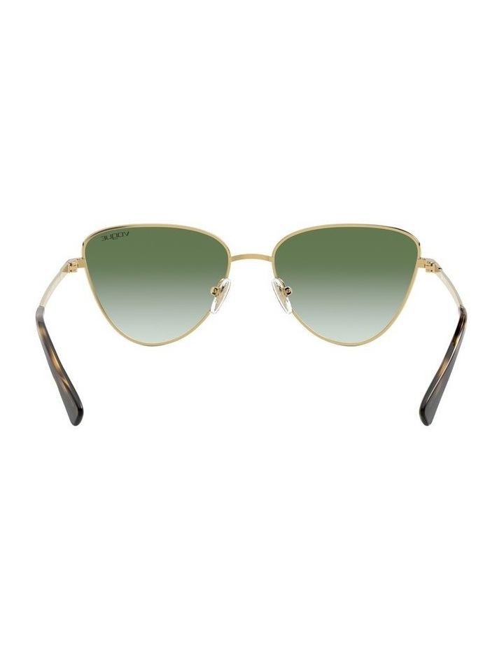 Green Cat Eye Sunglasses 0VO4145SB 1526348003 image 6