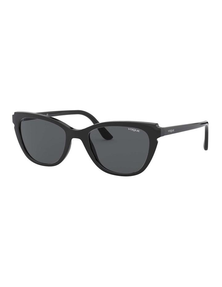 Grey Rectangle Sunglasses 0VO5293S 1526350002 image 1