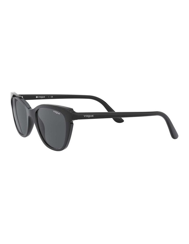 Grey Rectangle Sunglasses 0VO5293S 1526350002 image 3