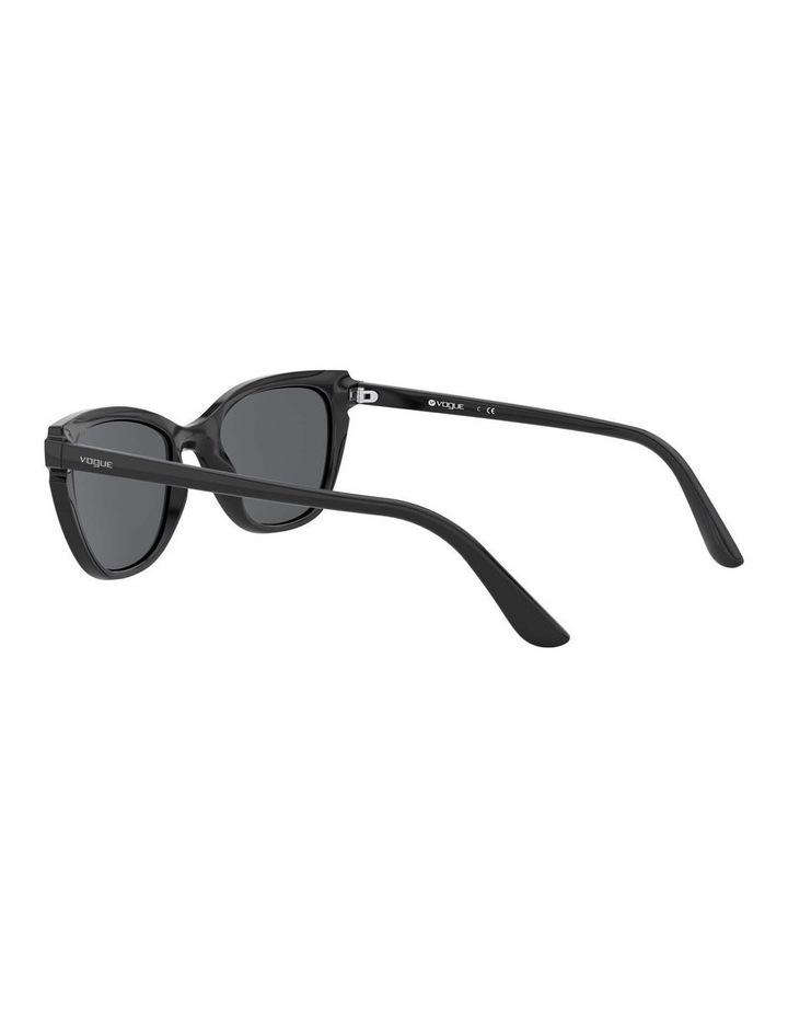 Grey Rectangle Sunglasses 0VO5293S 1526350002 image 5