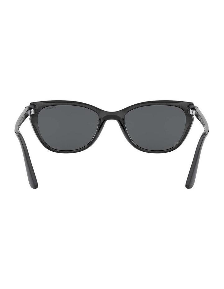 Grey Rectangle Sunglasses 0VO5293S 1526350002 image 7