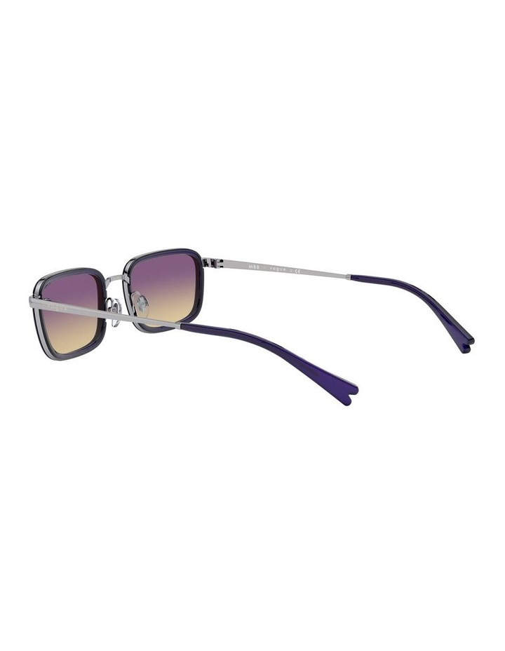 Purple Metal Rectangle Sunglasses 0VO4166S 1529272005 image 5