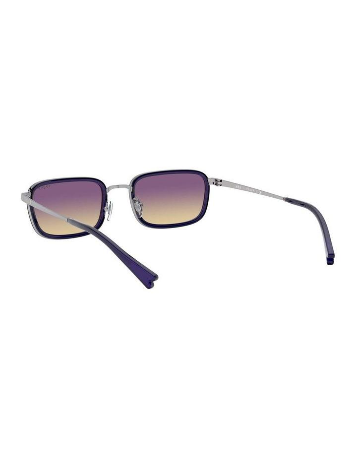 Purple Metal Rectangle Sunglasses 0VO4166S 1529272005 image 6