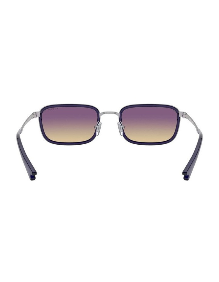 Purple Metal Rectangle Sunglasses 0VO4166S 1529272005 image 7