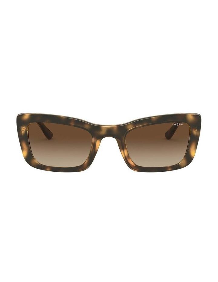 Brown Square Sunglasses 0VO5311S 1529439005 image 2