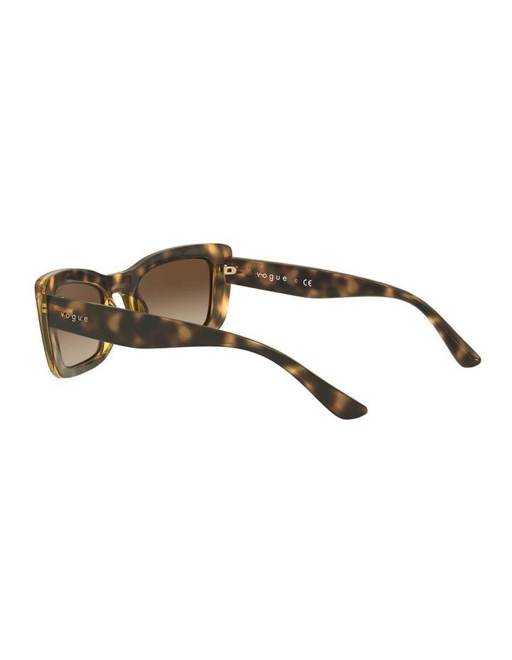 Brown Square Sunglasses 0VO5311S 1529439005 image 5