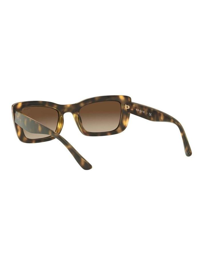 Brown Square Sunglasses 0VO5311S 1529439005 image 6