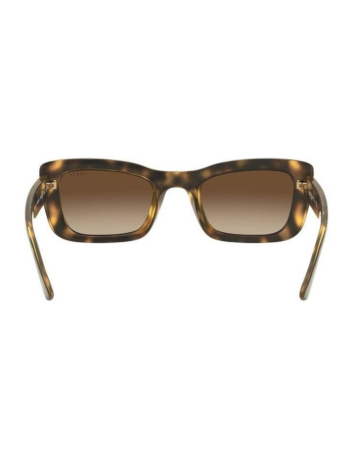 Brown Square Sunglasses 0VO5311S 1529439005 image 7