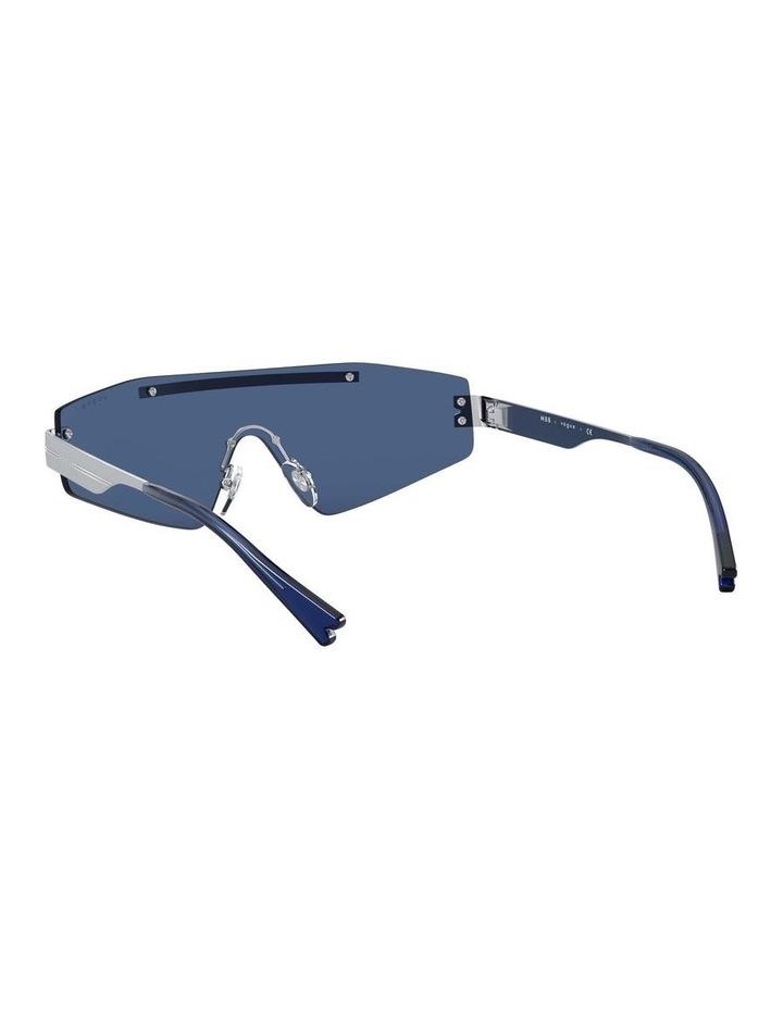Blue Metal Shield Sunglasses 0VO4165S 1530181004 image 6