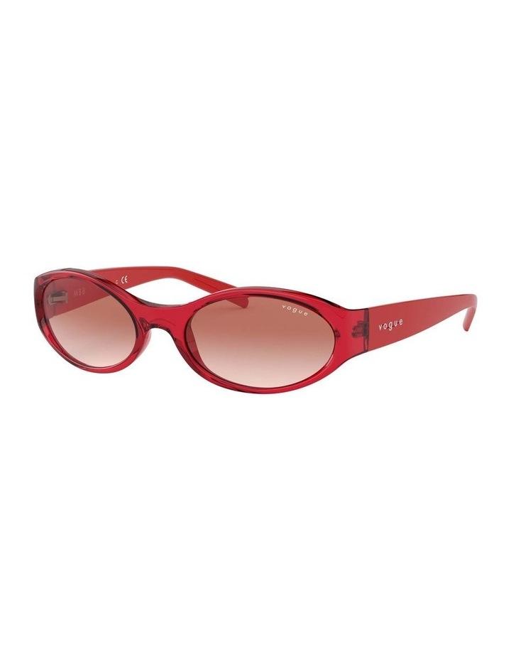 Pink Oval Sunglasses 0VO5315S 1530182001 image 1