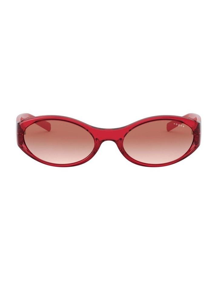 Pink Oval Sunglasses 0VO5315S 1530182001 image 2