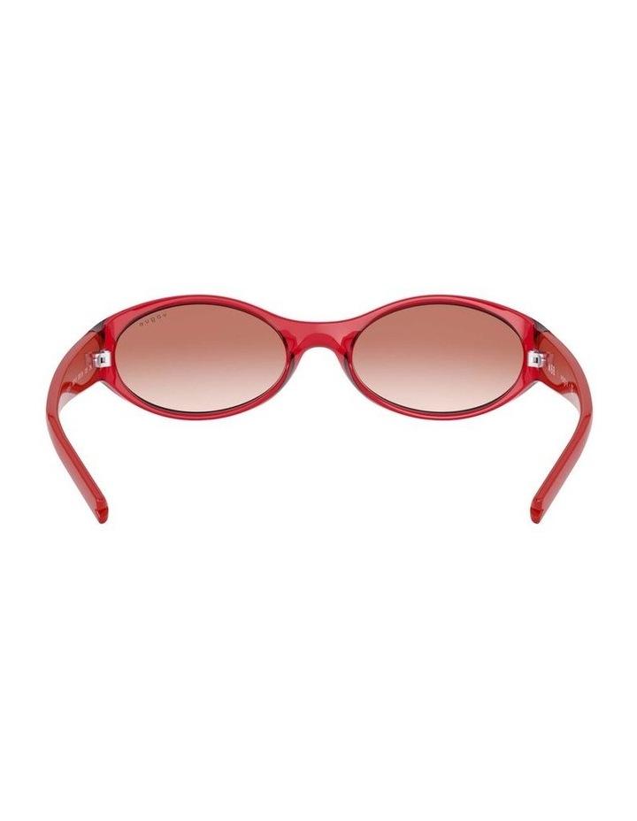 Pink Oval Sunglasses 0VO5315S 1530182001 image 7