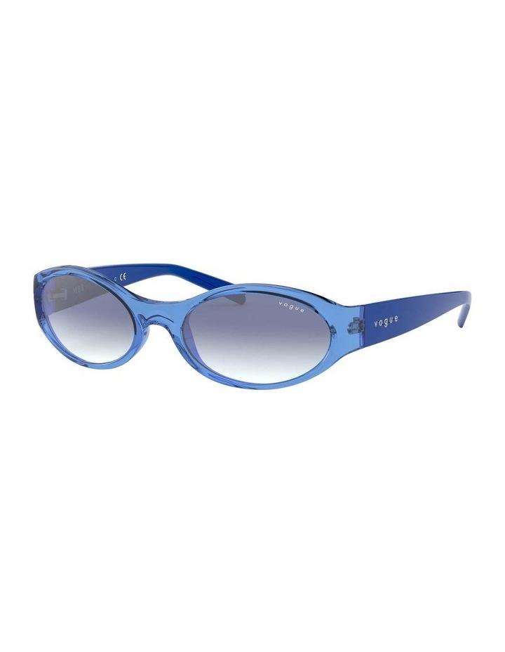Blue Oval Sunglasses 0VO5315S 1530182002 image 1
