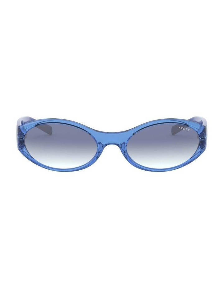 Blue Oval Sunglasses 0VO5315S 1530182002 image 2