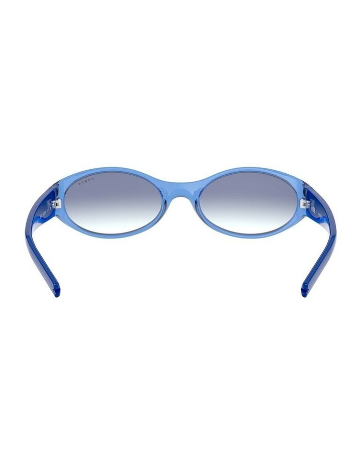 Blue Oval Sunglasses 0VO5315S 1530182002 image 7