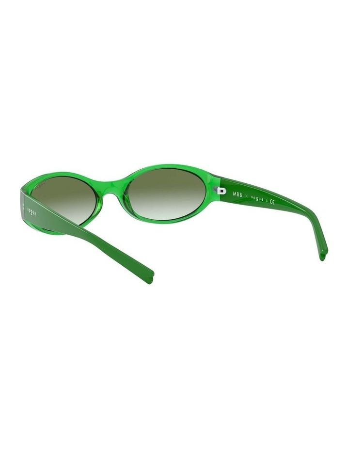 Green Oval Sunglasses 0VO5315S 1530182005 image 6