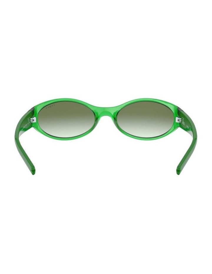 Green Oval Sunglasses 0VO5315S 1530182005 image 7