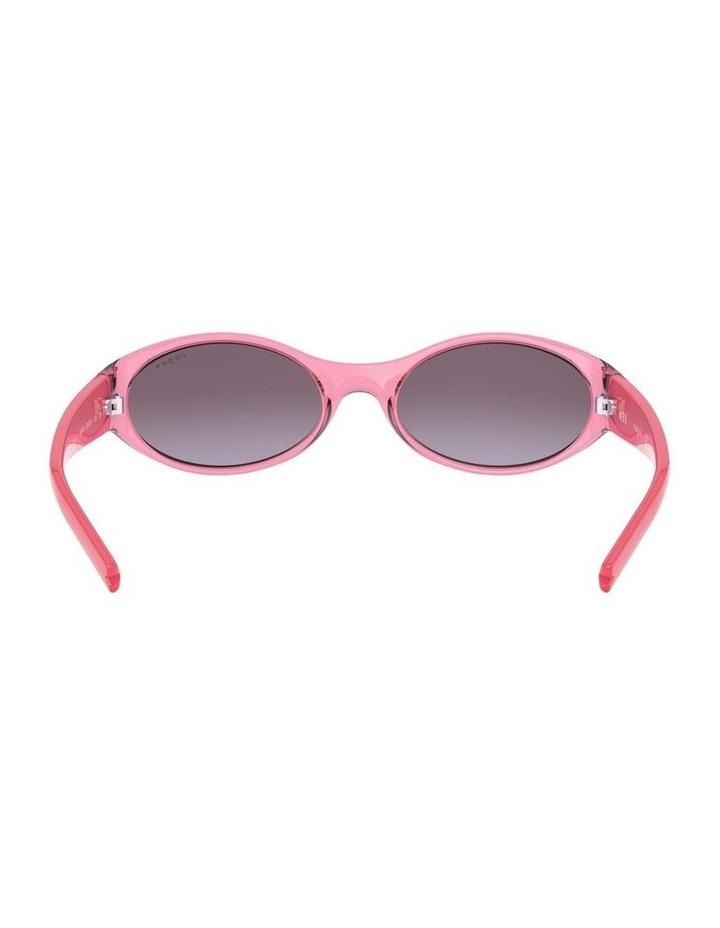 Purple Oval Sunglasses 0VO5315S 1530182006 image 7