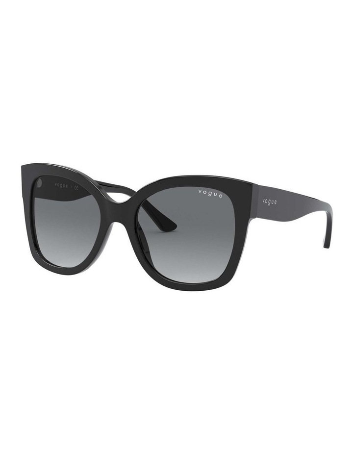 Grey Square Sunglasses 0VO5338S 1530183003 image 1