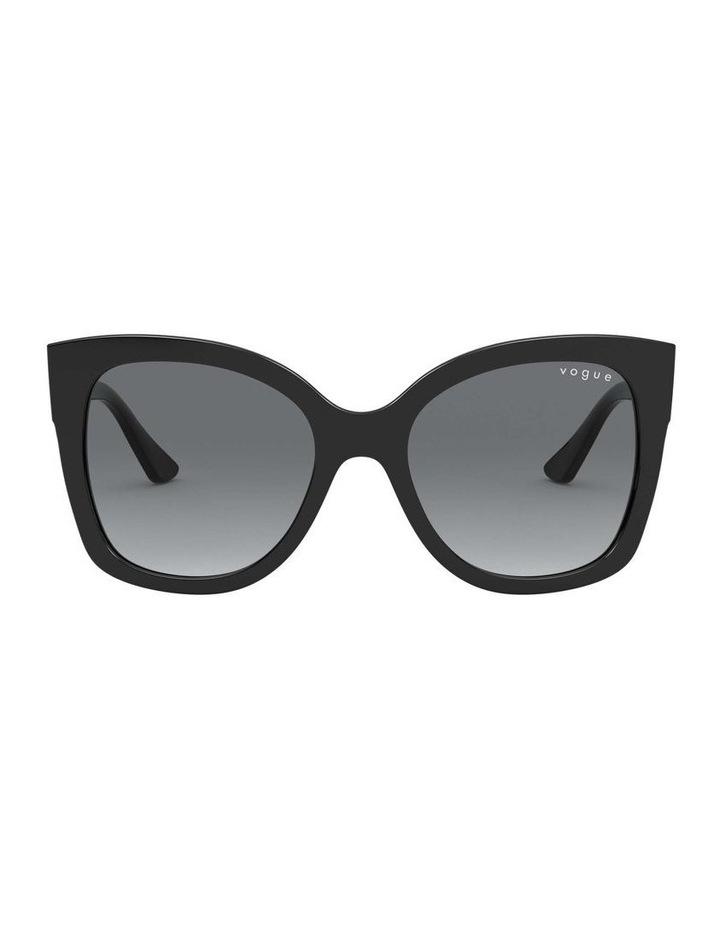 Grey Square Sunglasses 0VO5338S 1530183003 image 2