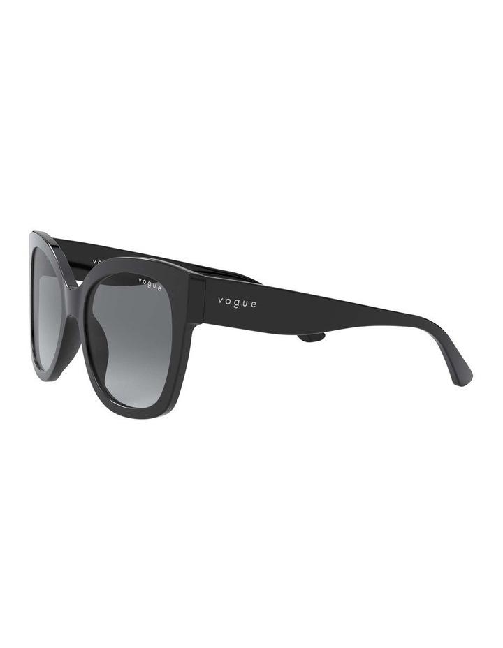 Grey Square Sunglasses 0VO5338S 1530183003 image 3