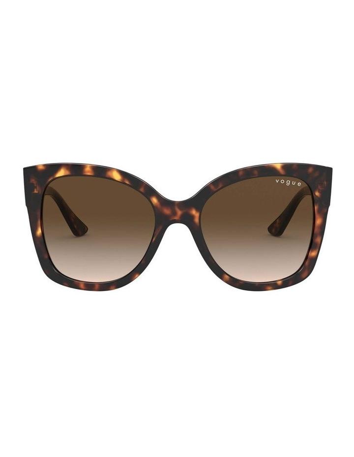 Brown Square Sunglasses 0VO5338S 1530183004 image 2