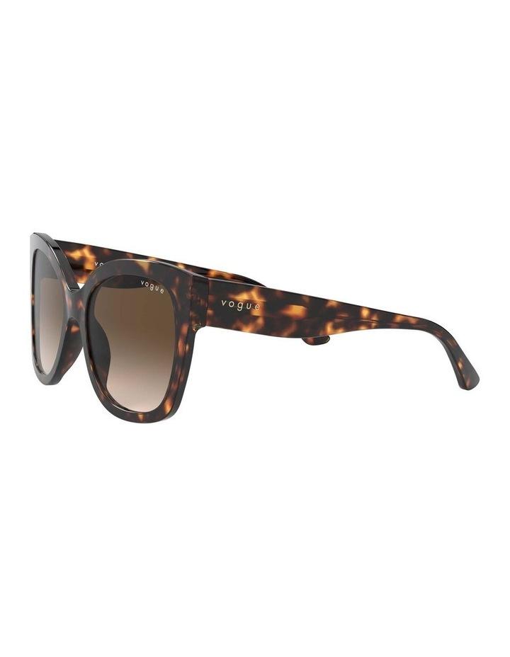 Brown Square Sunglasses 0VO5338S 1530183004 image 3