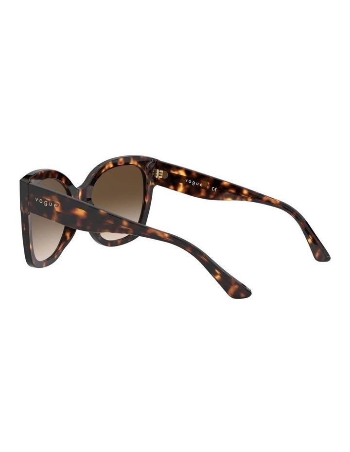 Brown Square Sunglasses 0VO5338S 1530183004 image 5
