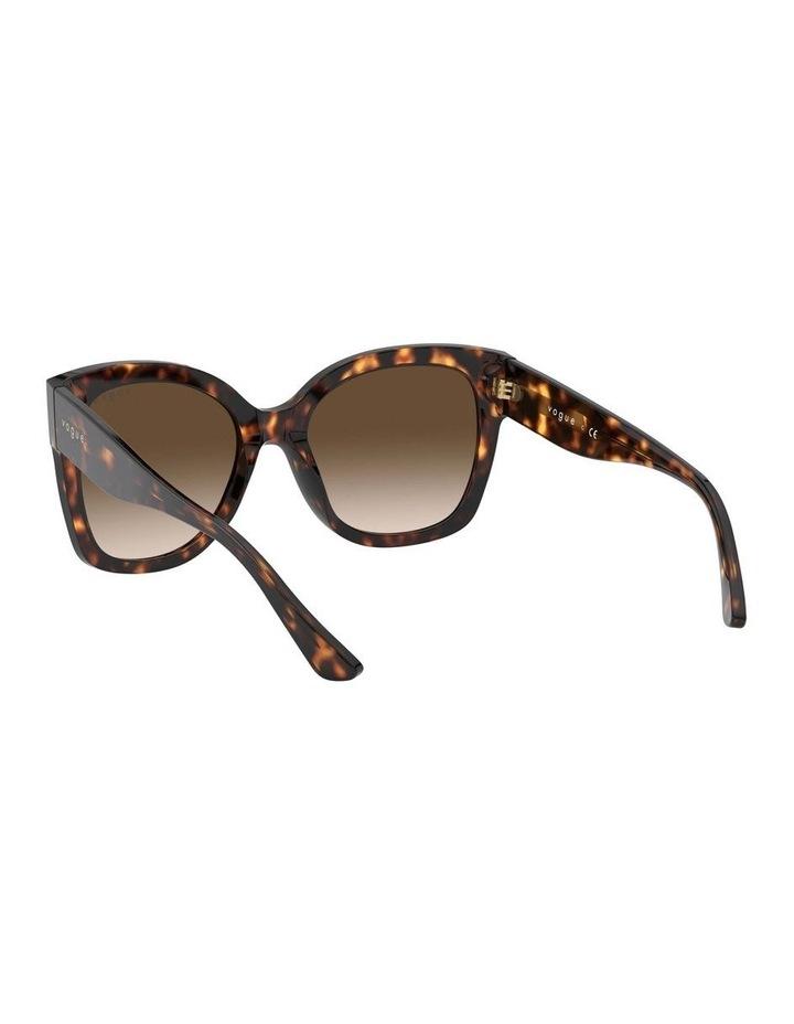 Brown Square Sunglasses 0VO5338S 1530183004 image 6