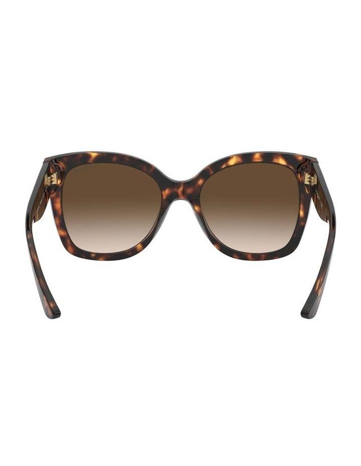 Brown Square Sunglasses 0VO5338S 1530183004 image 7