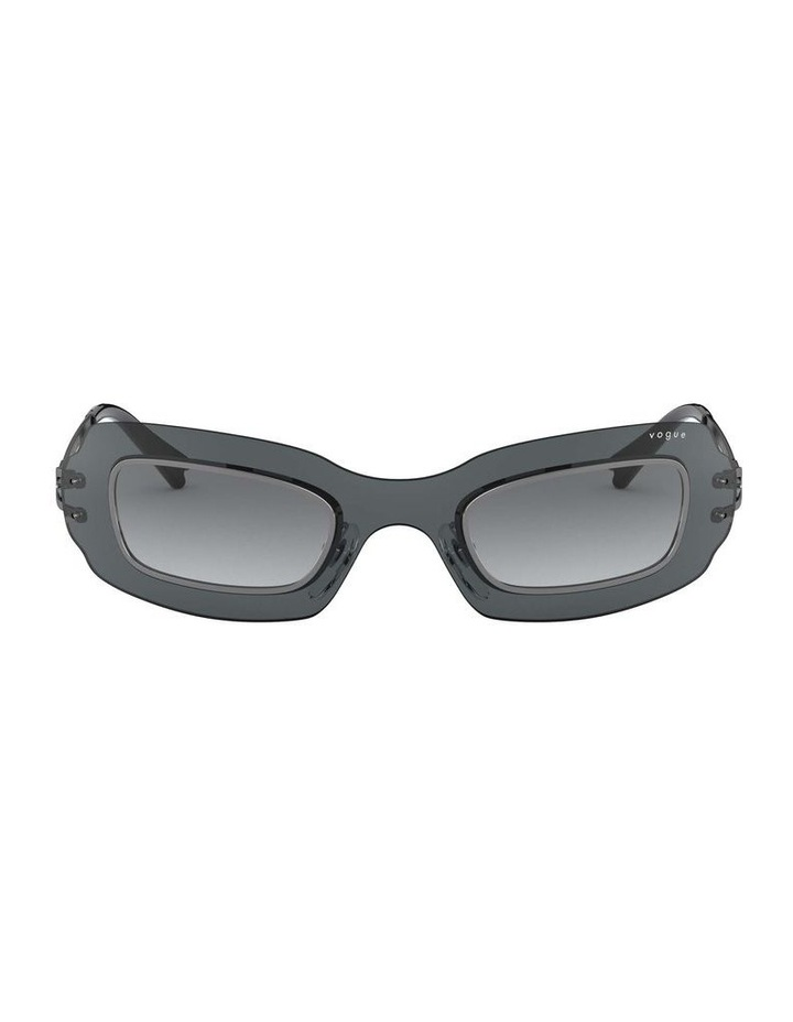 Grey Shield Sunglasses 0VO4169S 1530804001 image 2