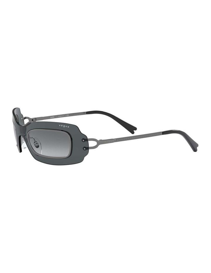 Grey Shield Sunglasses 0VO4169S 1530804001 image 3