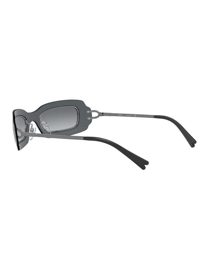 Grey Shield Sunglasses 0VO4169S 1530804001 image 5