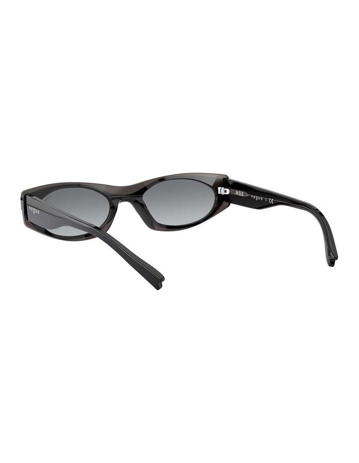 Grey Rectangle Sunglasses 0VO5316S 1530809001 image 6
