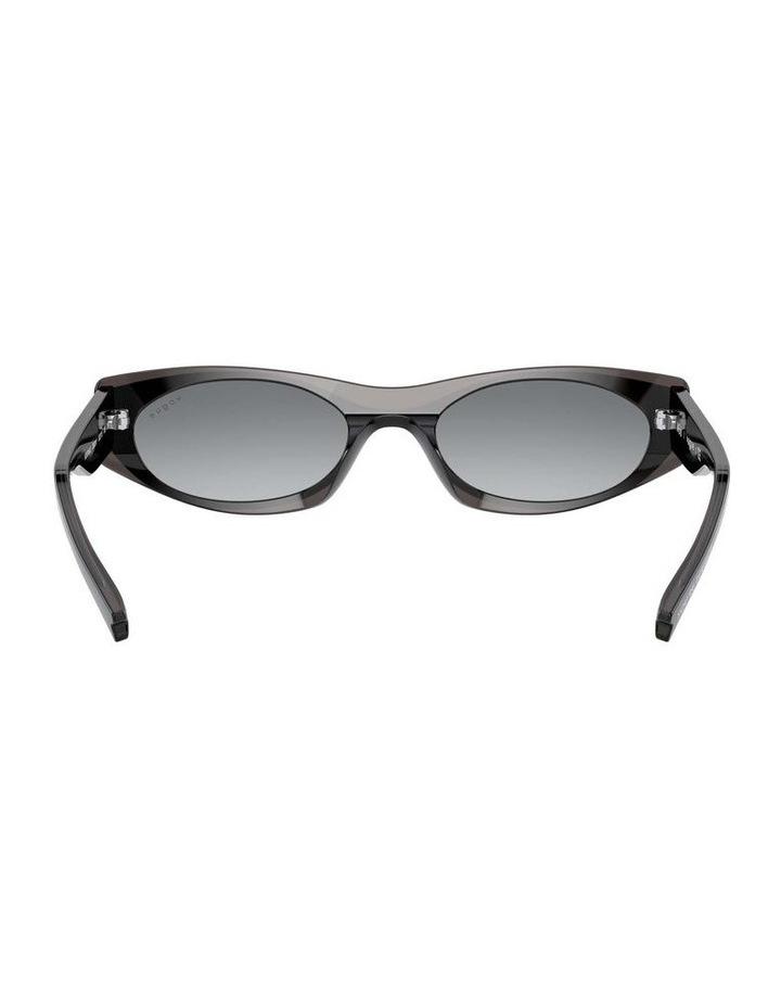 Grey Rectangle Sunglasses 0VO5316S 1530809001 image 7